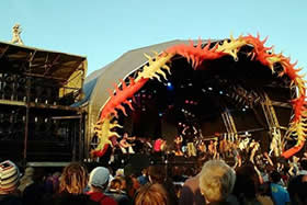 Jazz Stage at Glastonbury Festival